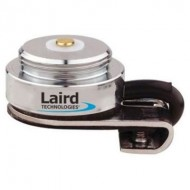 Laird TM8 Trunk Lip Antenna Mount - Chrome 17ft RG58A/U Cable