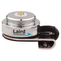 "Laird TM8 Trunk Lip Antenna Mount - 3/4"" Chrome"