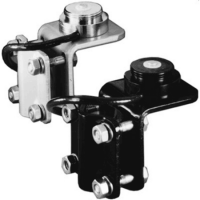 PCTEL MBMPL   Mirror Mount Bracket 17' RG58U Loose Mini-UHF Connector