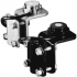 PCTEL MBMPL | Mirror Mount Bracket 17' RG58U Loose Mini-UHF Connector