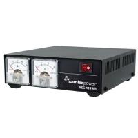 Samlex SEC-1235M Power Supply w/Meter 30 Amp