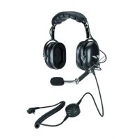 Vertex MH-201A4B Heavy Duty Dual Muff Headset SGS Rated
