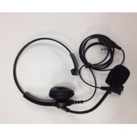 Motorola VH-150B Over-the-Head VOX Headset - IS Rated
