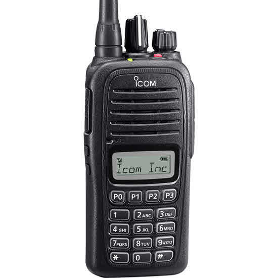 Icom Radios Business Handheld