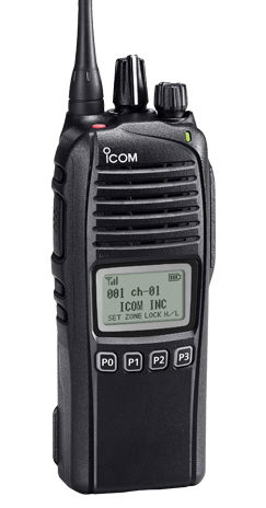 Icom F3261DT-IN | F4261DT-IN