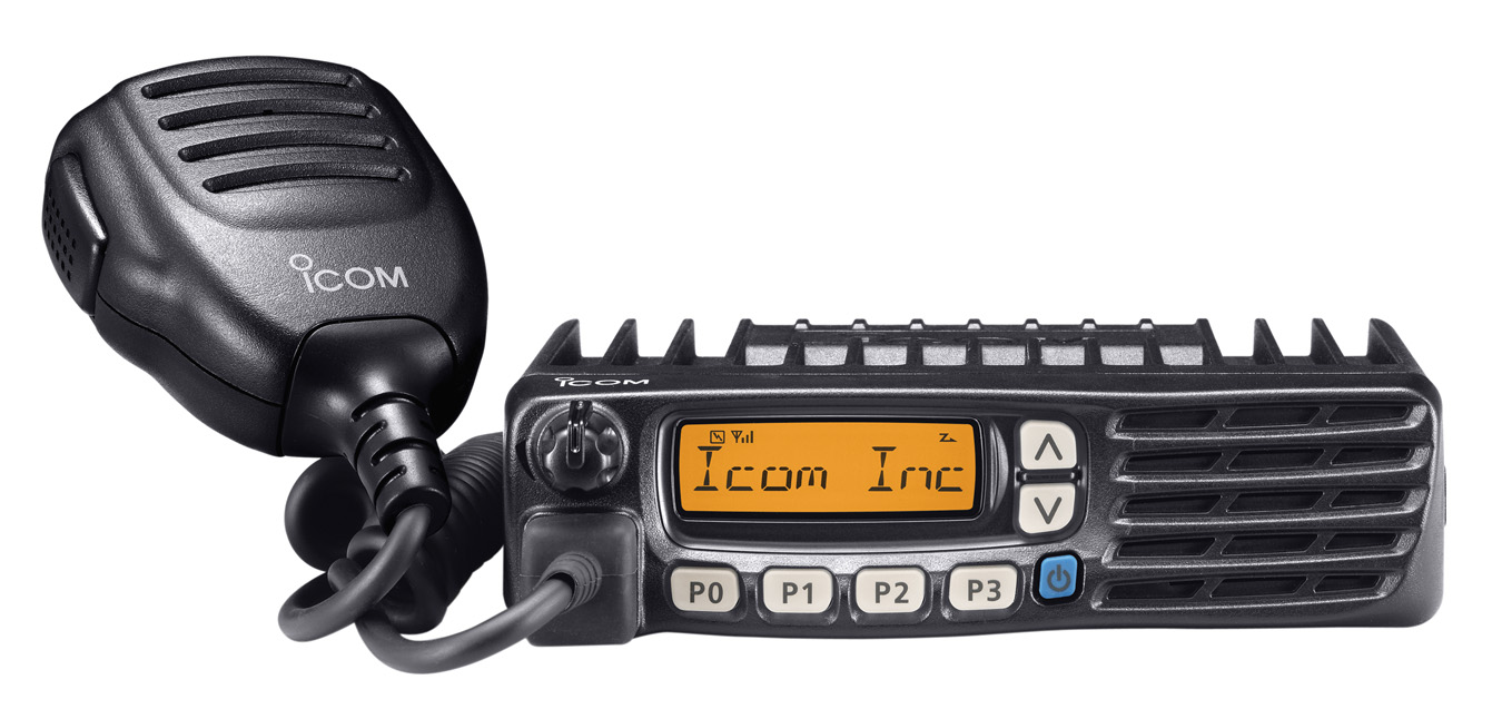 Icom Mobile Radio